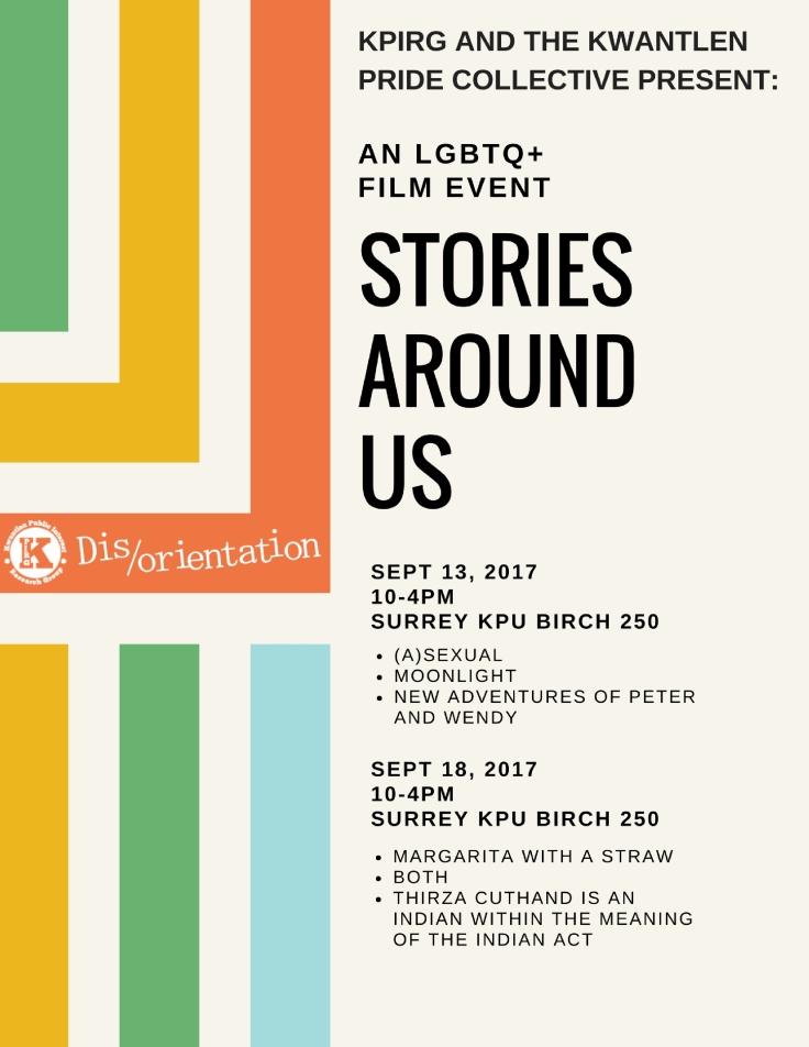 stories around us