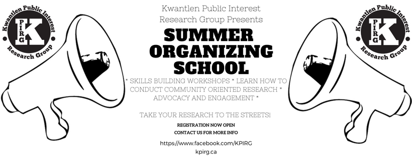 summer intensive on community organizing and social justice